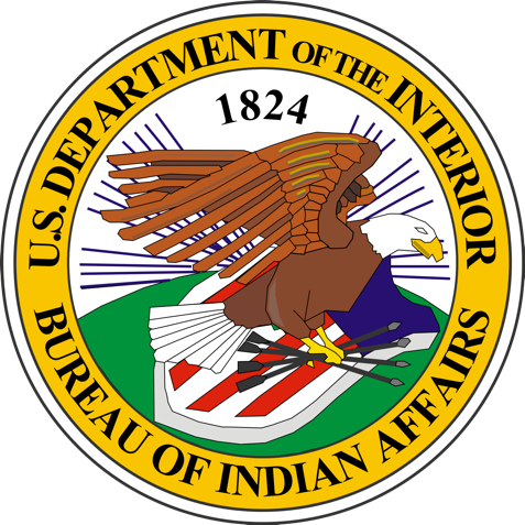 Bureau of Indian Affairs logo
